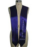 printed graduation sash